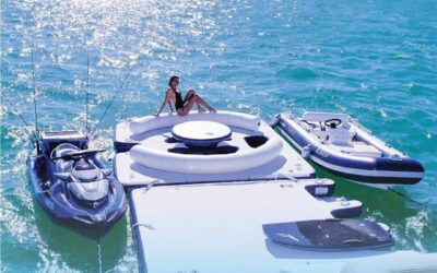 The Ultimate Guide to Choosing the Right Inflatable Yacht Dock