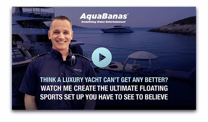 The-Superyacht-Captain-Tristan-Mortlock-has-fun-with-our-in-stock-and-custom-superyacht-inflatable-dock-toys-jet-ski-set-up-using-AquaBanas-_-inflatable-superyacht-toys-to-pump-up-the-funair