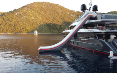 All You Need to Know About Inflatable Water Yacht Slides and More